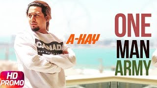 Promo | One Man Army | A Kay | Full Coming Soon | Speed Records