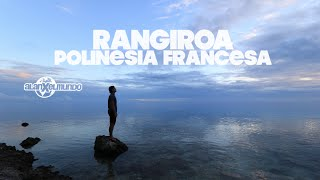 Rangiroa presupuesto medio | Polinesia Francesa #2