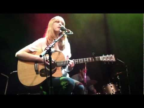 Lucy Rose live - Don't You Worry - at Kranhalle München Munich 2013-02-24
