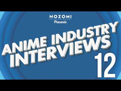 Anime Industry Interviews Episode 12: Voice Actor and Director Michael Sinterniklass