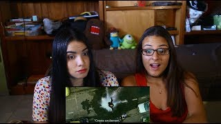 Hritik Roshan chase scene reaction by Irene and Maria | Super cool action