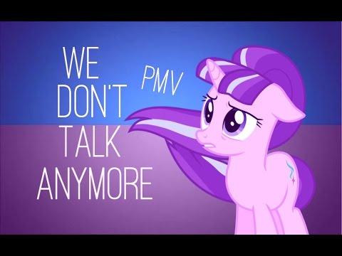 We Don't Talk Anymore {PMV}