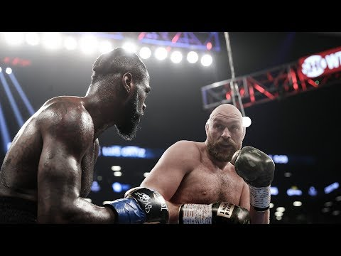 Deontay Wilder vs. Tyson Fury Trailer | This is WAR