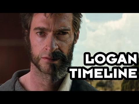 Logan's X-Men Timeline
