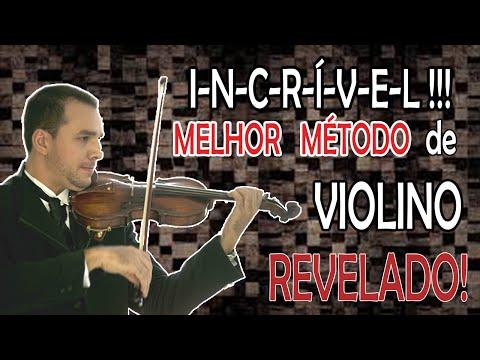 Melhor Método de Aprender Violino REVELADO!