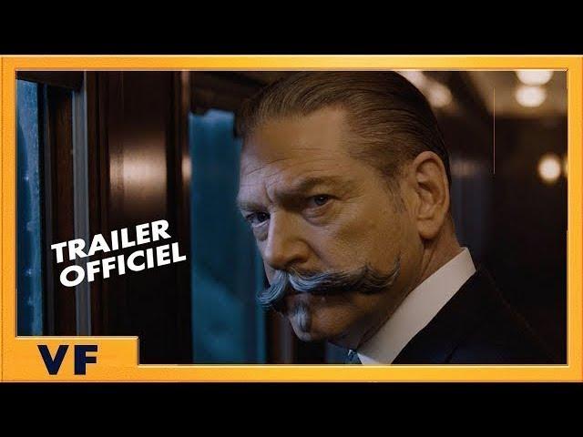 Le Crime de l'Orient Express Crime | Bande-Annonce' [Officielle] VF HD | 2017