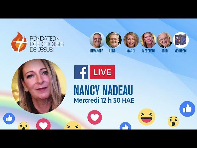 Facebook Live quotidien 16/06/2021 - L'Omniprésence de Dieu