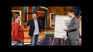 Mathetricks für den Alltag - TV total