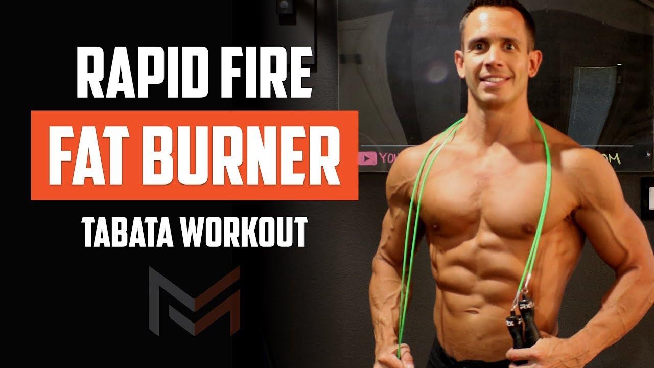 Burn Calories FAST - Rapid Fat Burner Workout - YouTube