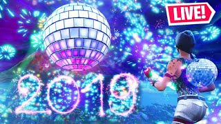 The NEW YEAR'S EVENT in Fortnite..