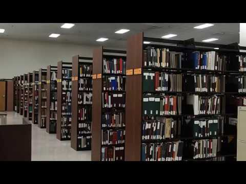 Accessing Our Collections Part 1: Visiting the Library