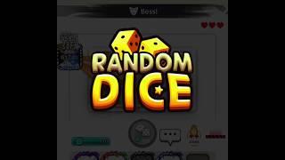 ♥랜덤다이스 Random Dice♥