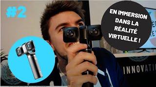 LIVE #2 En immersion dans la RÉALITÉ VIRTUELLE !