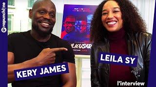 Kery James et Leïla Sy nous livrent les secrets de la réussite du film «Banlieusards» !
