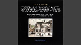 Concerto No. 4. Adagio flebile con sentimento