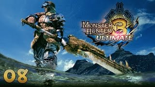 MONSTER HUNTER 3 ULTIMATE ► #08 - Noch ein bisschen Jaggi! | Let