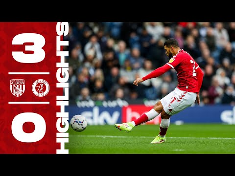 West Brom Bristol City Goals And Highlights