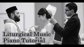 Basic Piano Tutorial for Indian Orthodox Liturgical Music by Shalom Mammen