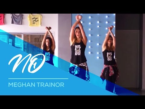 NO  Meghan Trainor    Brianna Leah  Easy Dance Choreography Fitness