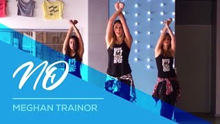 No  meghan trainor  cover by brianna leah  easy dance choreography fitness