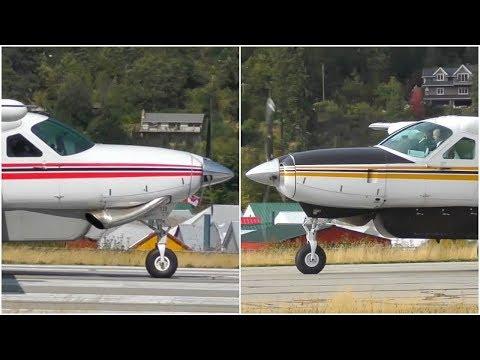 Cessna 208 Caravan Compilation