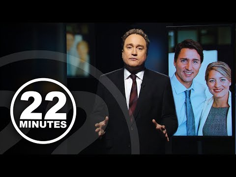 Why is Justin Trudeau trying to buy our love with useless gifts?   22 Minutes