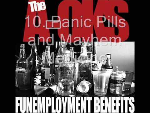 The A-OKS - Fun-Employment Benefits 2012 (FULL ALBUM)