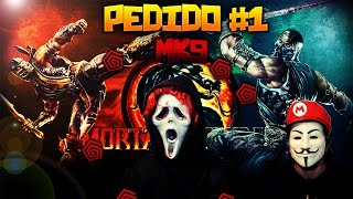 Baixar Mortal kombat 9 Pedido Atendido (Fatality Sub-Zero)