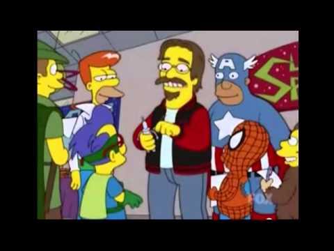 Matt Groening en Los Simpson