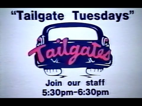 Tailgates Tuesday March 1990 03