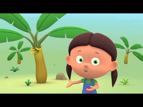 Развивающий мультфильм: Считаем с Полой. Цифра 5. Потерянный друг.