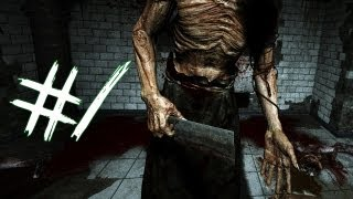 Outlast Gameplay Walkthrough Part 1 - Asylum