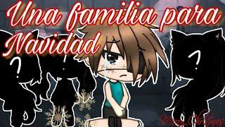 🎄🎄Una familia para Navidad || ~Especial de Navidad~ || Gacha Life 🎄🎄