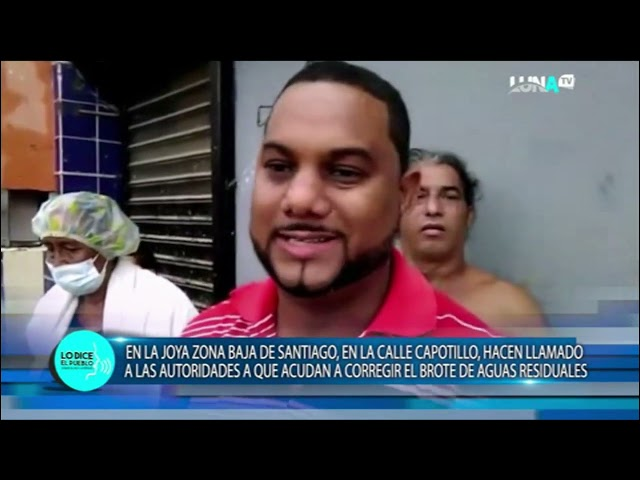 Violencia en las calles y problemas con brote de aguas residuales; ¿qué está pasando en República Dominicana?