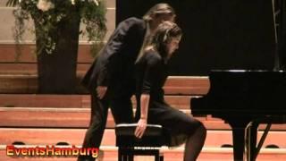 Steinw2011-gr-c-d: S.Rachmaninoff:Polnischinelle; J.Brahms: Rhapsodie g-Moll.