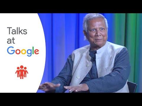 A World of Three Zeros | Muhammad Yunus | Talks at Google