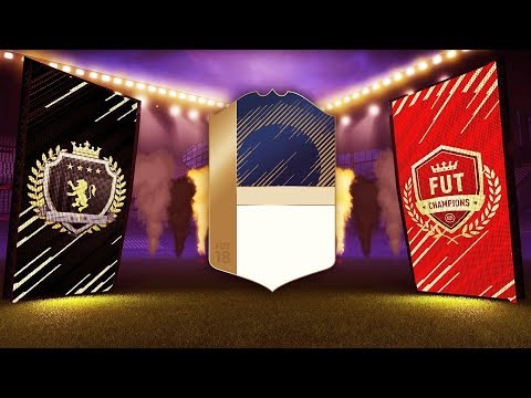 FIFA 18 | EPIC ICON IN A PACK | GUARANTEED ICON PACK + ELITE 1 FUT CHAMP REWARDS