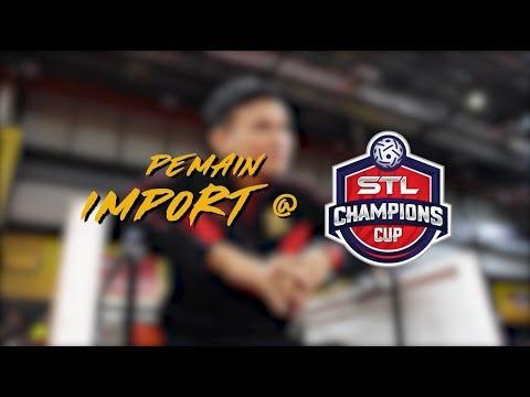 STL 2018: Sawadikap Thailand | Champions Cup 2018| Astro Arena