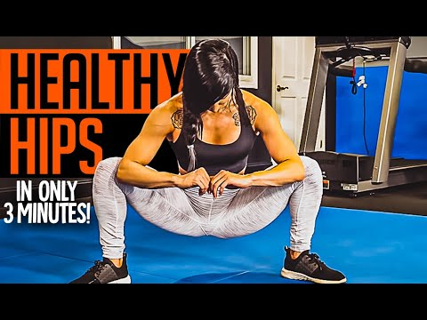 Improve Your HIP MOBILITY! (Stretching Routine for Quick Results)