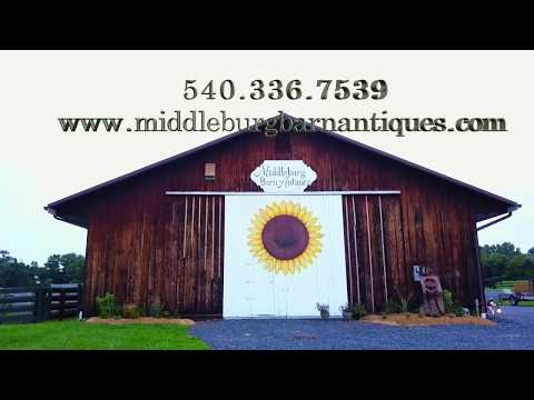 Antiques and Collectibles Middleburg VA - Middleburg Barn Antiques