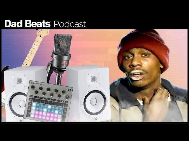 Got any more of that GEAR? | Dad Beats Music Producer Podcast #3