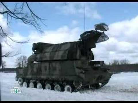 SA-15 Gauntlet / Tor 9K330 Missile System