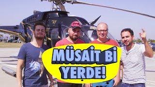 MÜSAİT Bİ YERDE - Kaybeden Helikopterden İner