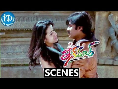 Teen Maar Movie Scenes || Pawan Kalyan, Trisha Superb Climax Scene