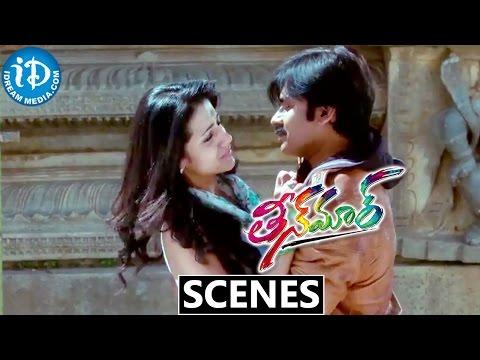 Teen Maar Movie Scenes || Pawan Kalyan, Trisha Superb Climax Scene