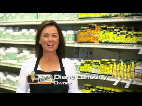 Campbell's Nutrition - Locally Owned