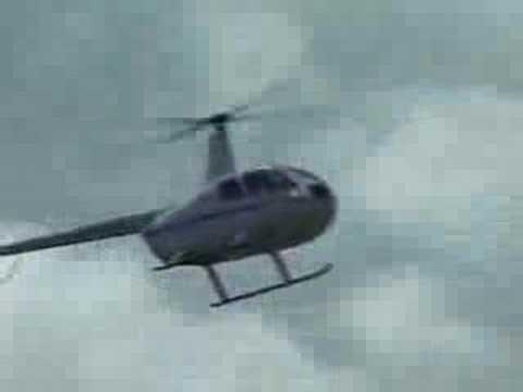 サミット開催地 洞爺湖 ヘリコプター 2008 Group of Eight In Toyaco G8