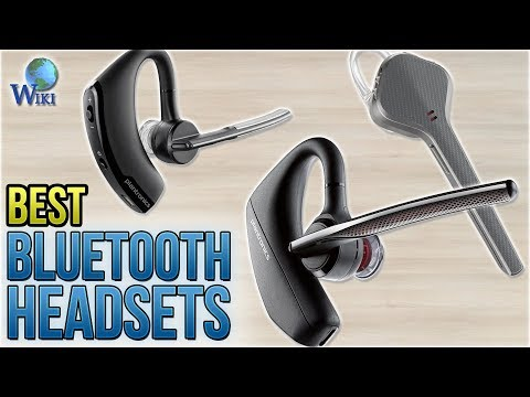10 Best Bluetooth Headsets 2018
