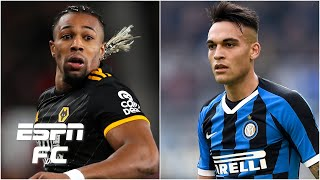 Adama Traore to Barcelona? Lautaro Martinez to Chelsea? | Transfer Rater