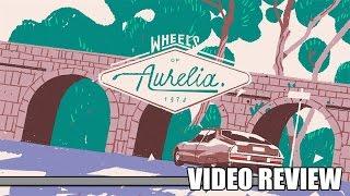 Review: Wheels of Aurelia (Steam & PlayStation 4) - Defunct Games